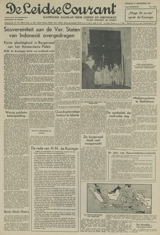 Leidse Courant 1949-12-27
