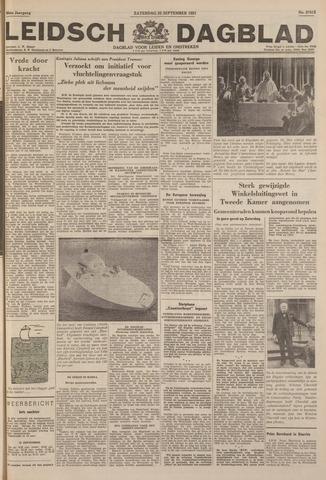 Leidsch Dagblad 1951-09-22