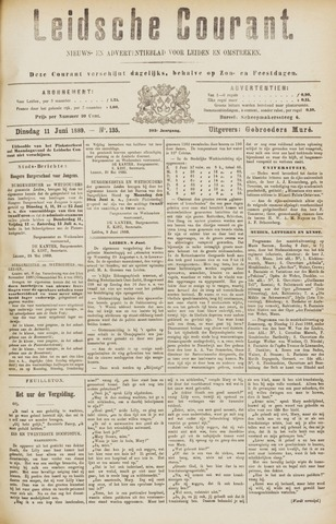 Leydse Courant 1889-06-11