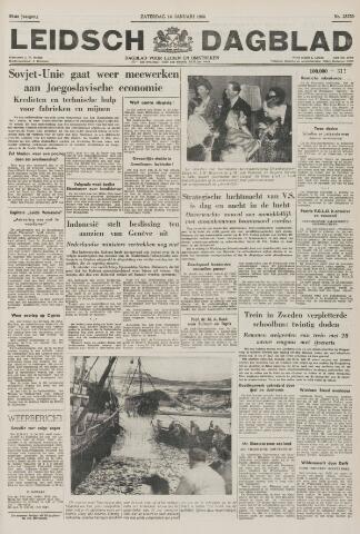 Leidsch Dagblad 1956-01-14