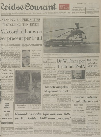 Leidse Courant 1971-05-25