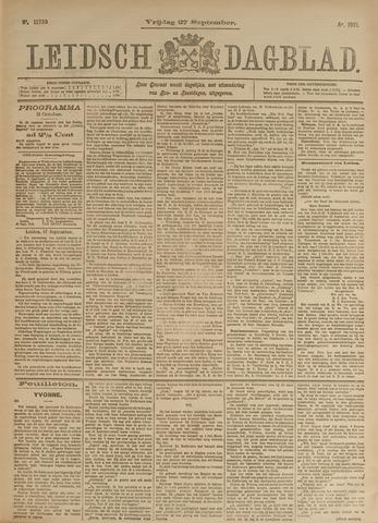 Leidsch Dagblad 1901-09-27
