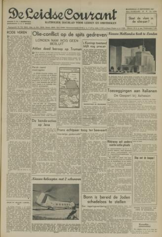 Leidse Courant 1951-09-27
