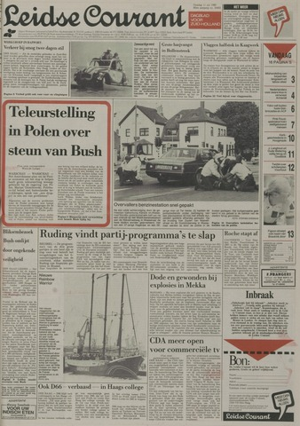 Leidse Courant 1989-07-11