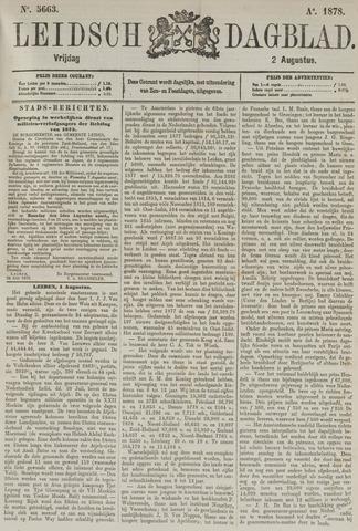 Leidsch Dagblad 1878-08-02