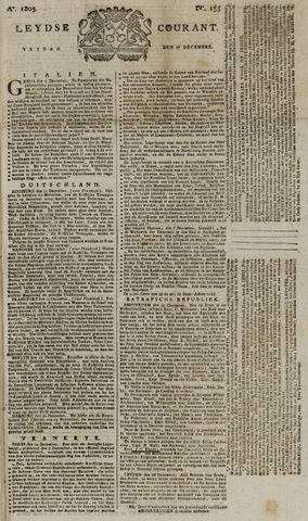 Leydse Courant 1805-12-27