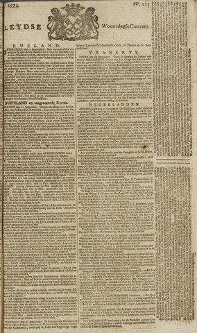 Leydse Courant 1771-09-25