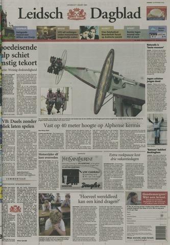 Leidsch Dagblad 2004-09-14