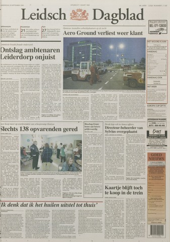 Leidsch Dagblad 1994-09-29