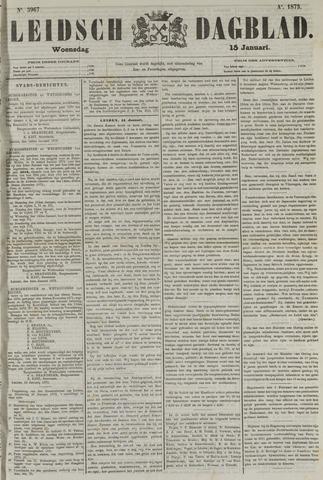Leidsch Dagblad 1873-01-15