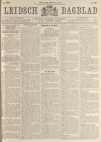 Leidsch Dagblad 1915-01-26