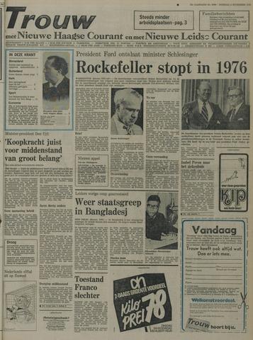 Nieuwe Leidsche Courant 1975-11-04