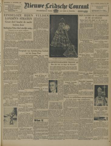 Nieuwe Leidsche Courant 1947-11-20