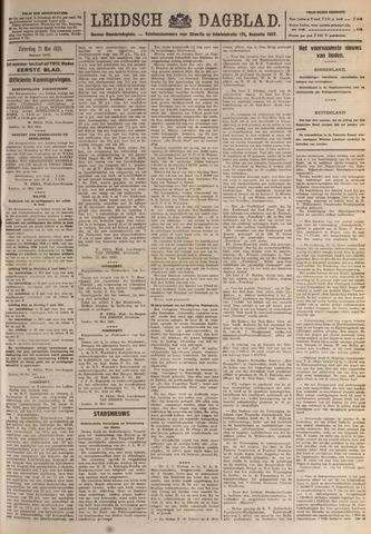 Leidsch Dagblad 1921-05-21