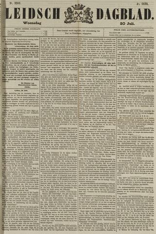 Leidsch Dagblad 1870-07-20