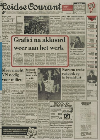 Leidse Courant 1989-03-13