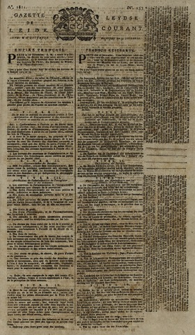 Leydse Courant 1811-12-23