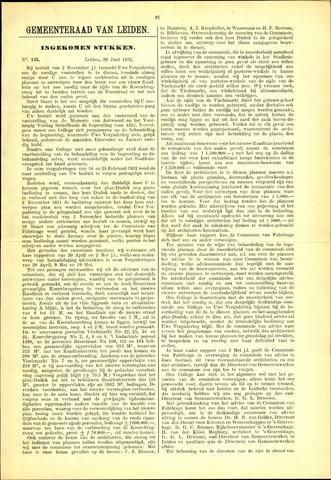 Handelingen van de Raad 1932-06-30