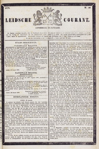Leydse Courant 1879-01-23