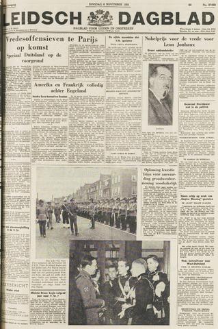 Leidsch Dagblad 1951-11-06