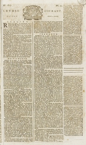 Leydse Courant 1817-05-02