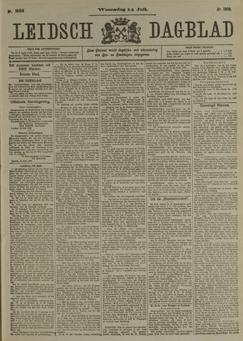 Leidsch Dagblad 1909-07-14