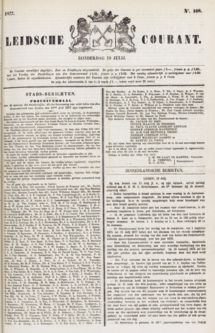 Leydse Courant 1877-07-19