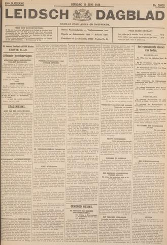 Leidsch Dagblad 1928-06-19