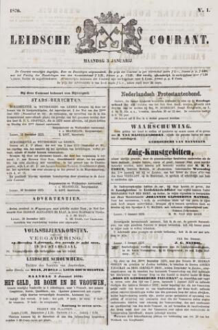 Leydse Courant 1876-01-03