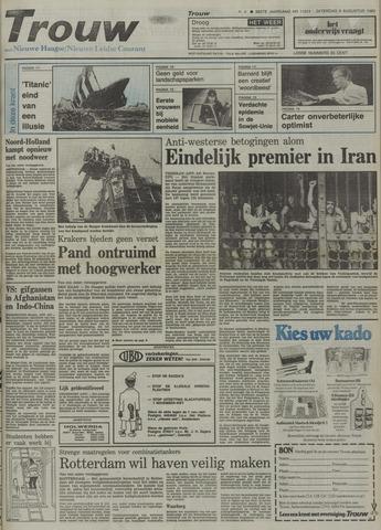 Nieuwe Leidsche Courant 1980-08-09