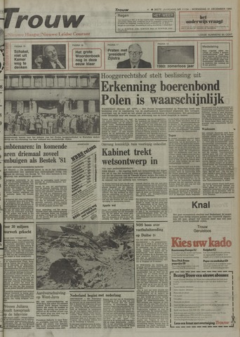 Nieuwe Leidsche Courant 1980-12-31