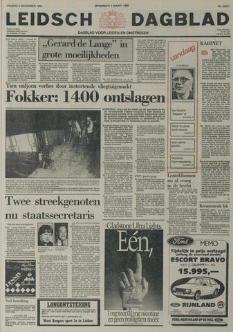 Leidsch Dagblad 1982-11-05