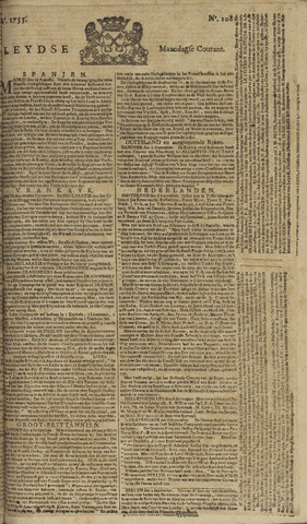 Leydse Courant 1755-09-08