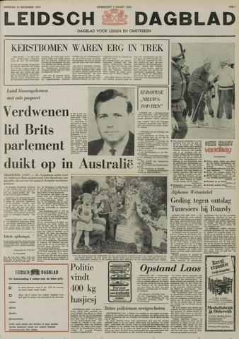 Leidsch Dagblad 1974-12-24
