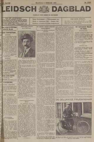 Leidsch Dagblad 1933-02-06