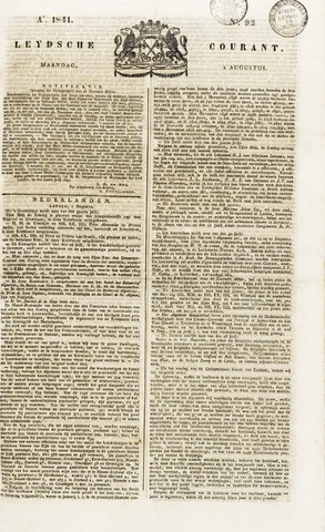 Leydse Courant 1841-08-02