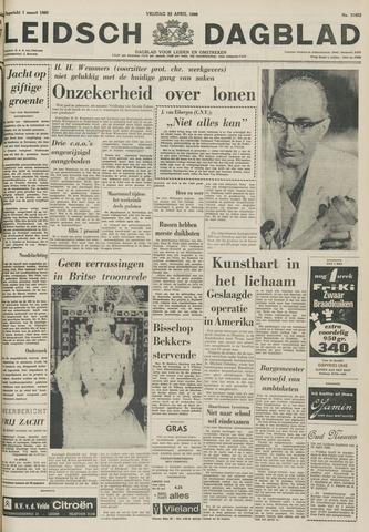 Leidsch Dagblad 1966-04-22
