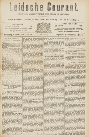 Leydse Courant 1889-03-06
