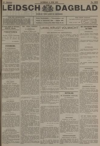 Leidsch Dagblad 1935-06-08