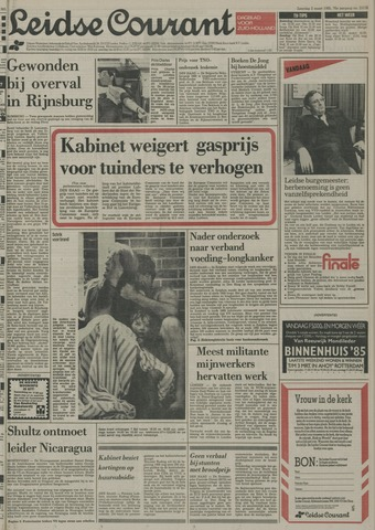 Leidse Courant 1985-03-02