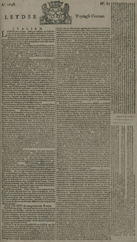 Leydse Courant 1748-07-19