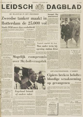 Leidsch Dagblad 1962-12-19