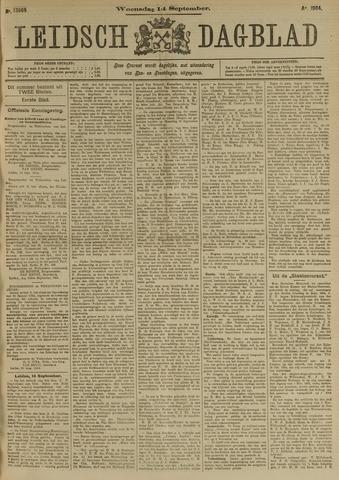 Leidsch Dagblad 1904-09-14
