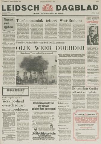 Leidsch Dagblad 1980-09-18