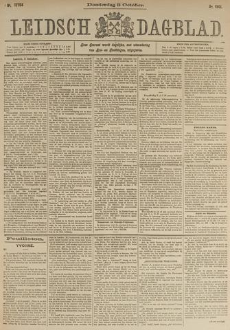 Leidsch Dagblad 1901-10-03