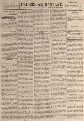 Leidsch Dagblad 1921-01-28