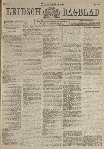 Leidsch Dagblad 1907-04-10