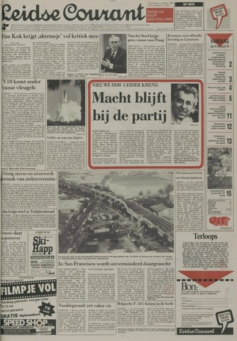 Leidse Courant 1989-10-19