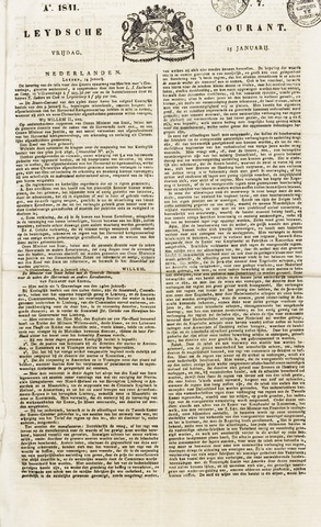 Leydse Courant 1841-01-15