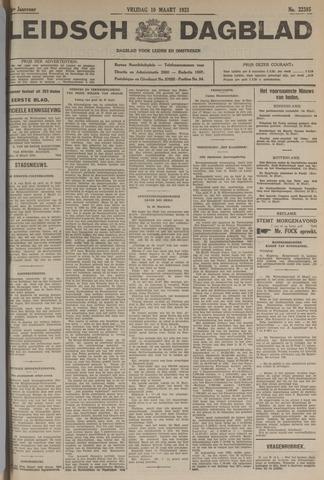 Leidsch Dagblad 1933-03-10